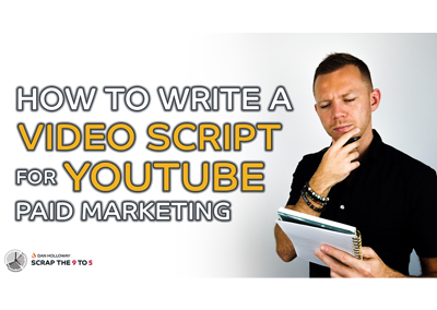 9️⃣🔥5️⃣ How to write a video script for a paid ad on YouTube